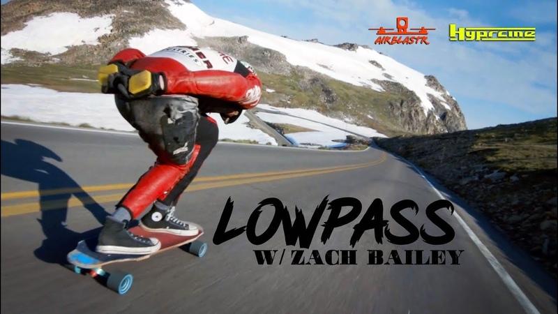 LOW PASS - Longboarding the Beartooth Pass - Hypercine