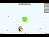 Agar.io вместе с Doge and MORFOM! № 1