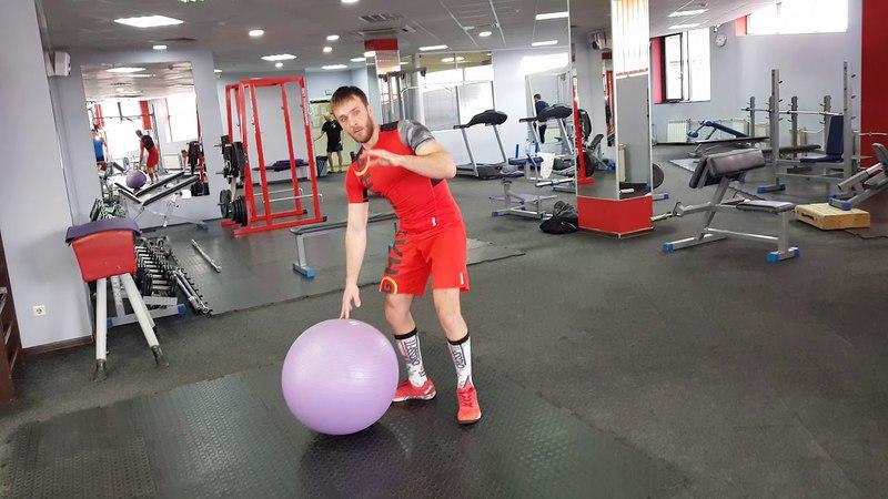 Функциональный тренинг. Functional training.