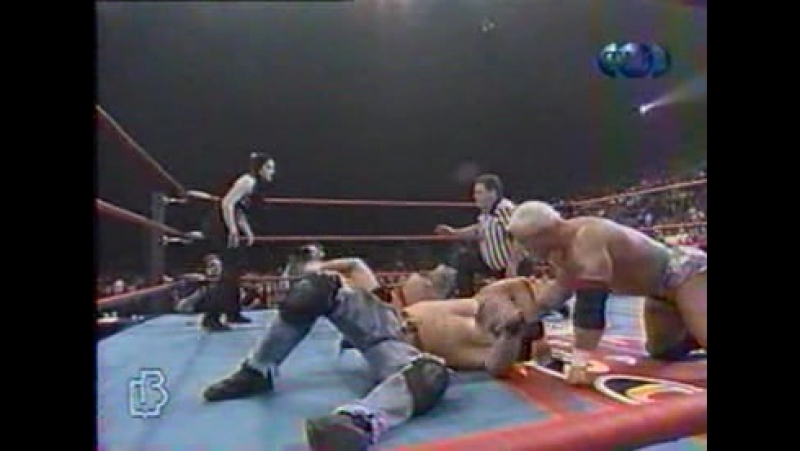 Титаны реслинга WCW Nitro May 15 2000