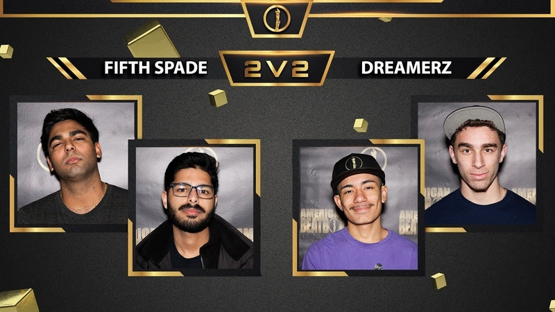 Dreamerz vs The Fifth Spade | 2v2 Top 4 Battle | American Beatbox Championships 2018