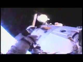 С чем часто путают НЛО, МКС космонавты в космосе 27-28 Января 2014