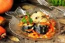 Тушеная скумбрия с луком и морковью - рыбный ужин!