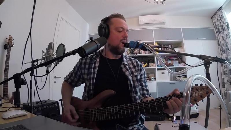 Modern Jovi 2.0 😬 cOVER🎸 by Pushnoy. With Talk Box