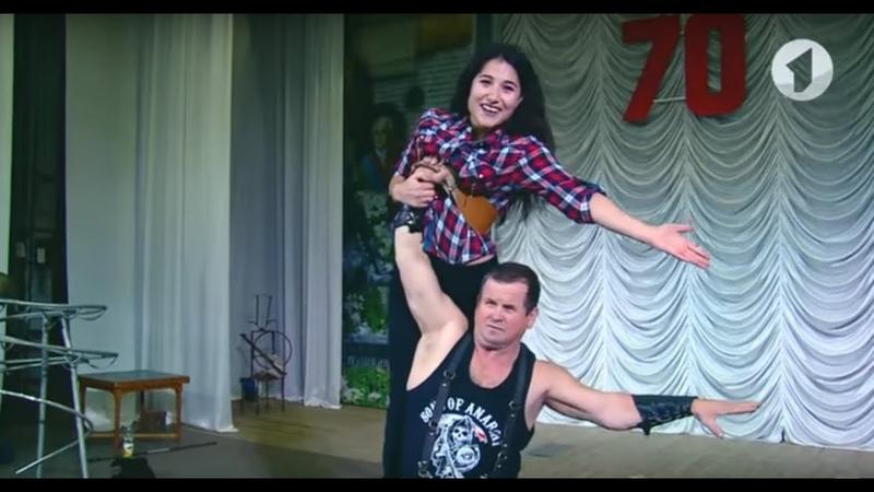 За кулисами цирка: силовой жонглёр / Доброе утро, Приднестровье!