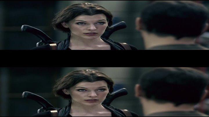 Обитель зла 4 Жизнь после смерти в 3D Resident Evil Afterlife 3D (2010) (ужасы, фантастика, боевик, триллер)