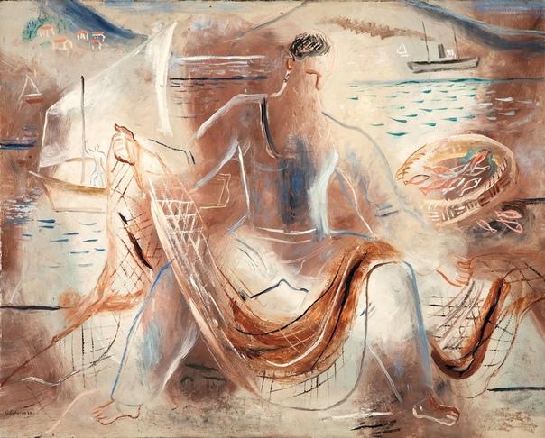 Йоргос Гунаропулос (греч. Γώργος Γουναρόπουλος; 22 марта 1889, Созополь 17 августа 1977, Афины) греческий художник XX века. Видный представитель так называемого Поколения тридцатых греческой