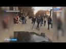 Панин проехался на внедорожнике по проспекту Кирова