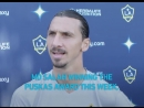 Youre gonna want to hear Ibra's thoughts on the Puskás Award