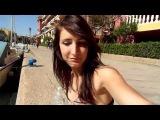 VLOG 1: Прогулка по пляжу Валенсии | Walk on the beach in Valencia