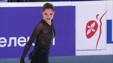 Евгения Медведева. Произвольная программа. Женщины. Чемпионат России по фигурному катанию 2019