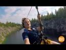 Большое карельское путешествие: Гора Филина, Рускеала, Водопад Ахвенкоски 2018