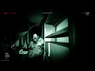 Outlast (PS4) Прохождение игры [Интересное кино] Часть 11 ✔ Русская озвучка