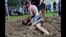 Боец ММА против юного борца !!