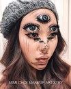 Галлюциногенный макияж этой художницы взорвёт ваш мозг своей реалистичностью