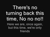 Gloria Estefan - Here we are Lyrics