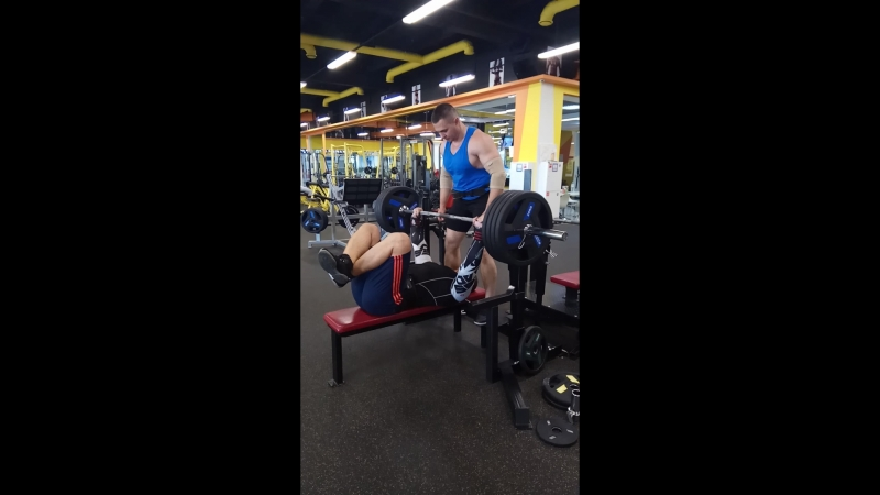 Константин Тарасов. Жим лежа военным стилем 180 кг. Личный рекорд. Норматив МСМК. Соб. вес 110 кг