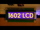 How to use a 1602 16X2 LCD display with Arduino, TI Launchpad, and standalone MSP430