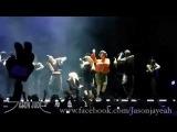 Lady Gaga baila Scheiße con un fan en el Born This Way Ball de Houston el 31 de Enero del 2013