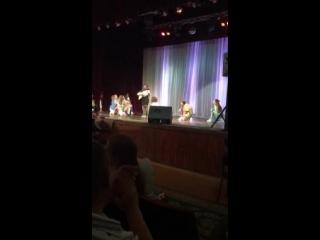 Выступление преподавателей на отчётном концерте I AM SHOW