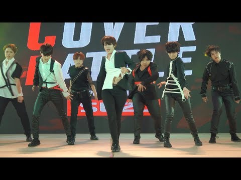 180623 BangEarn cover BTS INTRO FAKE LOVE @ Cover Battle