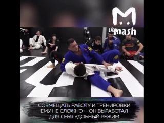 Заместитель прокурора стал чемпионом мира по Джиу-джитсу