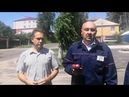 Замер радиационной обстановки в Судже Курской области(01.07.2019)