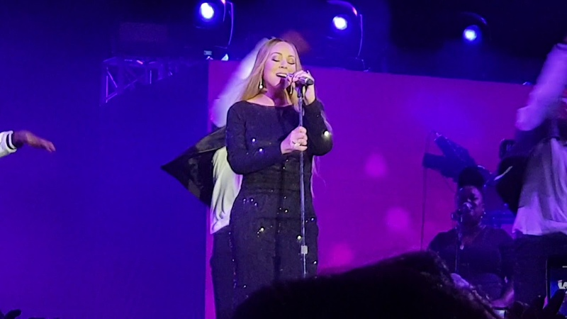 The Distance - Mariah Carey (Live in Borobudur 2018)