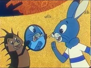 ЗЕРКАЛЬЦЕ 1967 Мультфильм советский для детей смотреть онлайн