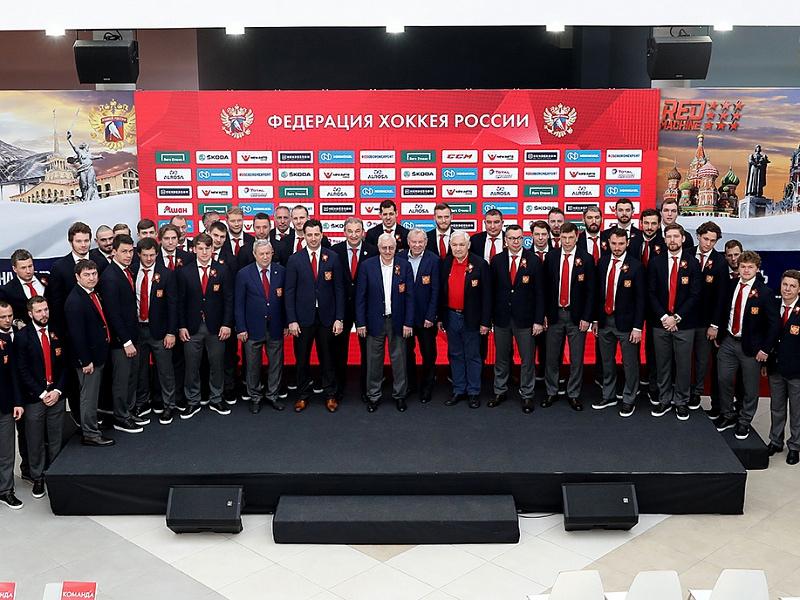 ЧМ по хоккею-2019: состав сборной России и расписание матчей