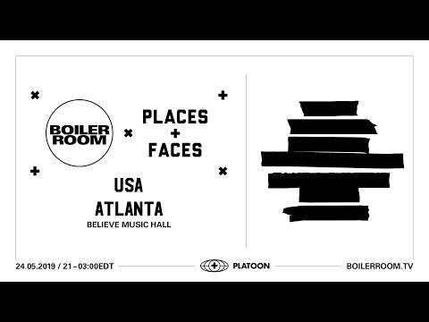 KENNY BEATS | BR x PlacesFaces - Atlanta
