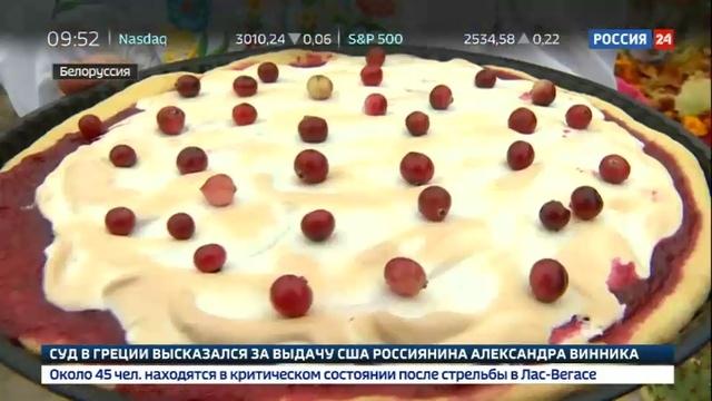 Новости на Россия 24 • В Белоруссии стартовал сезон сбора клюквы