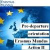 Pre-departure Orientation Erasmus Mundus Action2