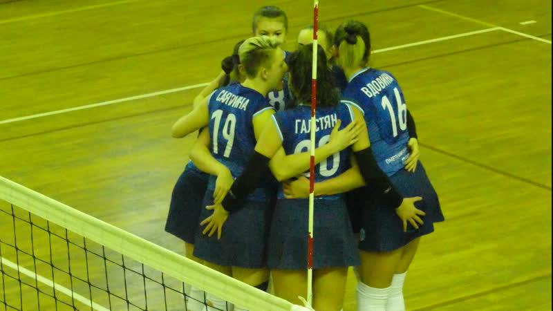 волейбол Сахалин (Южно Сахалинск) - Протон (Саратов)