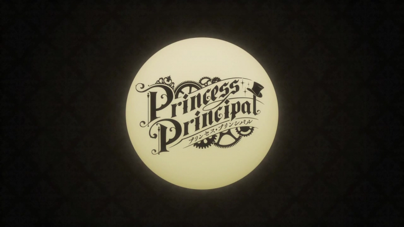 [AnimeOpend] Princess Principal 1 ED | Ending [Принцесса-шпионка 1 Эндинг] (720p HD)