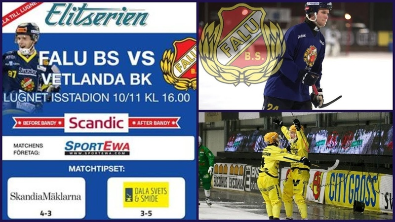 10/11/18/Falu BS-Vetlanda BK/Elitserien/2018-19/Highlights/