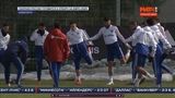 Сборная России готовится к отбору на Евро 2020