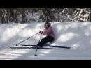ЗОЖ Смирнова Анастасия Лыжи 3
