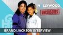 Brandi Jackson Speaks Out Against Leaving Neverland Oprah on Hollywood Unlocked [UNCENSORED]