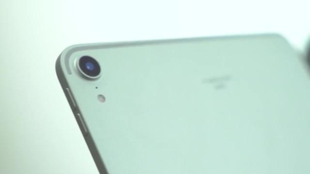APPLE, СПАСИБО! Камера на iPad