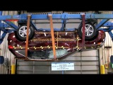 2014 Acura RDX | Side Crash (Before/After) Documentation by NHTSA | CrashNet1