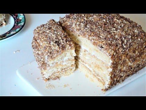 Balli tort 30 dəgigəyə.Ləzzətli yumşag ən asan tort və az ərzag.
