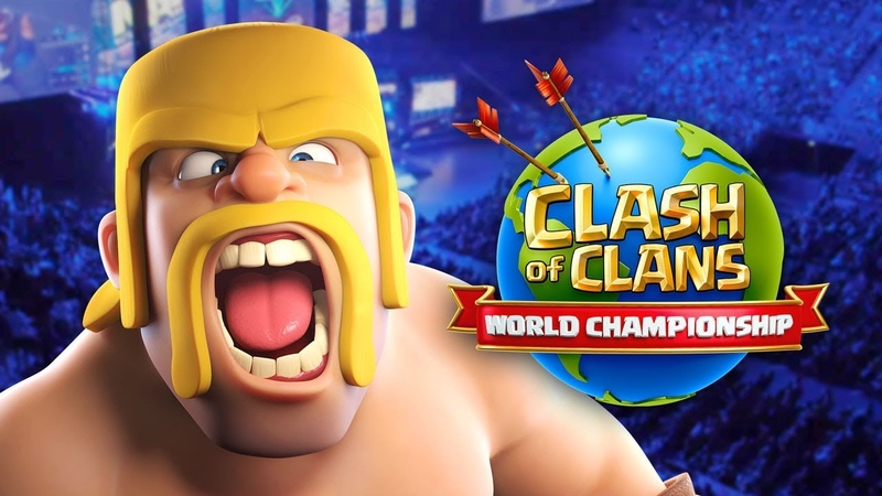 Clash of Clans World Championship 2019 $1 000 000 Prize Pool