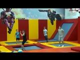 Акробатика на батутах для детей в Минске – польза от занятий