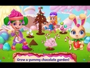 Chocolate Candy Party|magical candy party|adorable candy animals|beautiful gingerbread house Hd 2