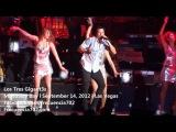 Tres Gigantes Chayanne, Marc Anthony &amp Marco Antonio Solis Las Vegas HD