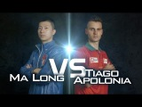 Mens World Cup 2014: MA Long vs APOLONIA Tiago (Quarter Final)