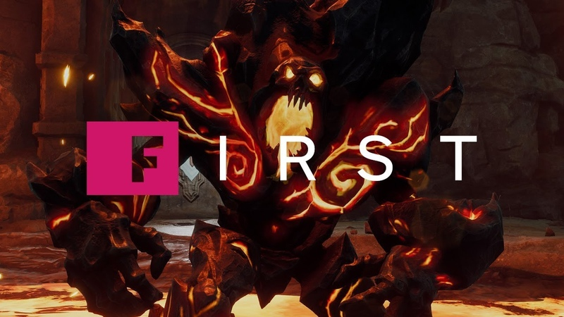 Darksiders 3: 2 New Minutes of Combat and Carnage - IGN First