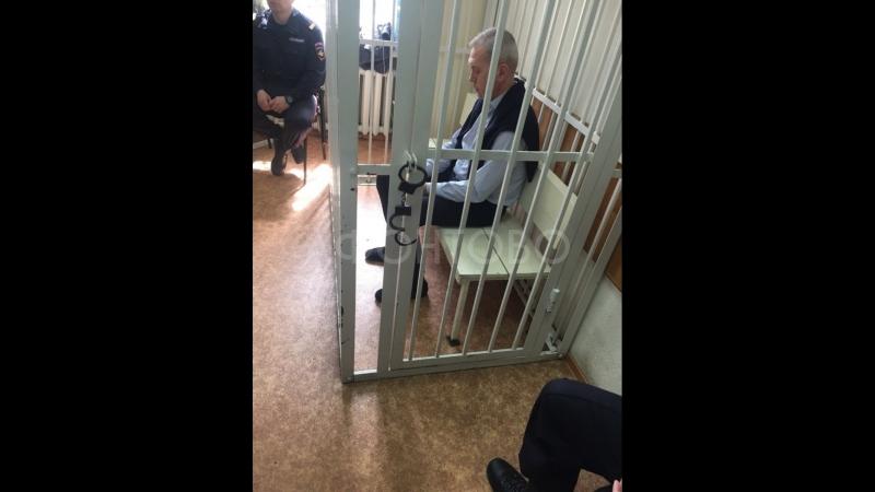 Андрея Павлова оставили в СИЗО