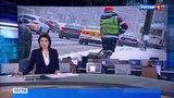 Вести-Москва В Москву вернулась настоящая зима